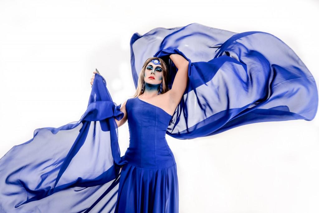 Petra Péron que é a atual Miss Bahia Gay Foto: Alex Dantas /Divulgação