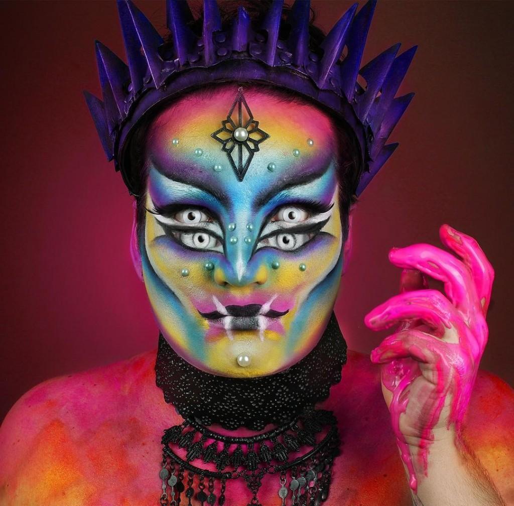 Maquiagem Spectrum