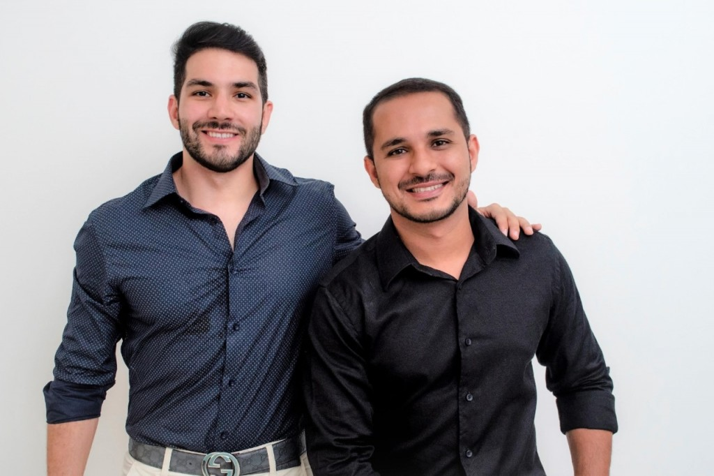 Os arquitetos Marcelo Rocha e Rodrigo Rodrigues que assinaram este novo projeto (1)