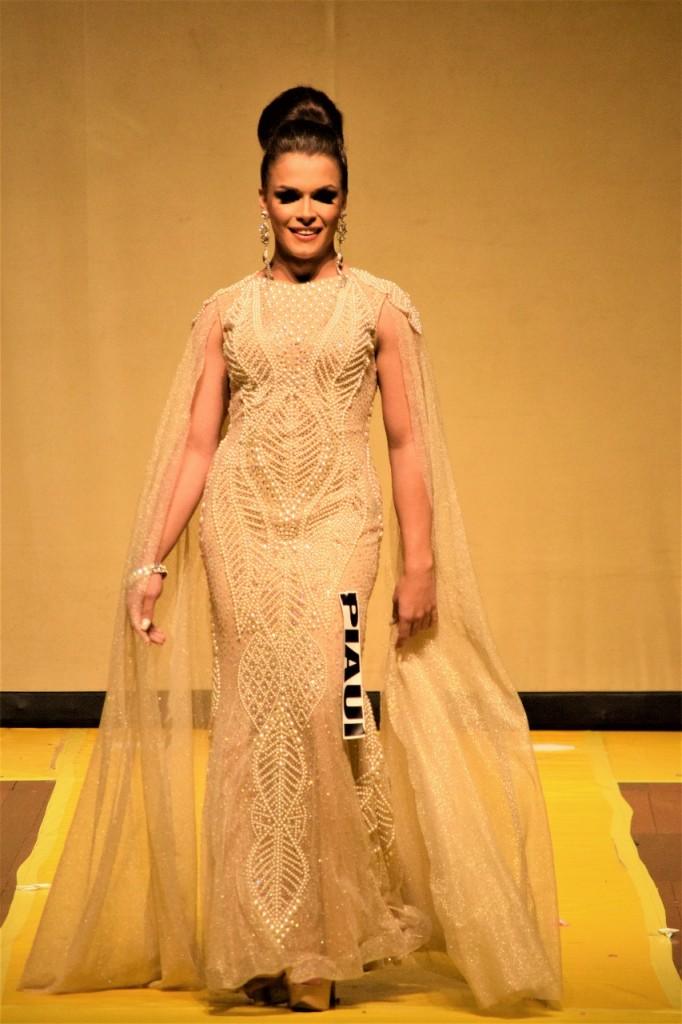 Miss Piauí foi uma forte candidata. Ela ficou em segundo lugar Foto: Genilson Coutinho/Site Dois Terços