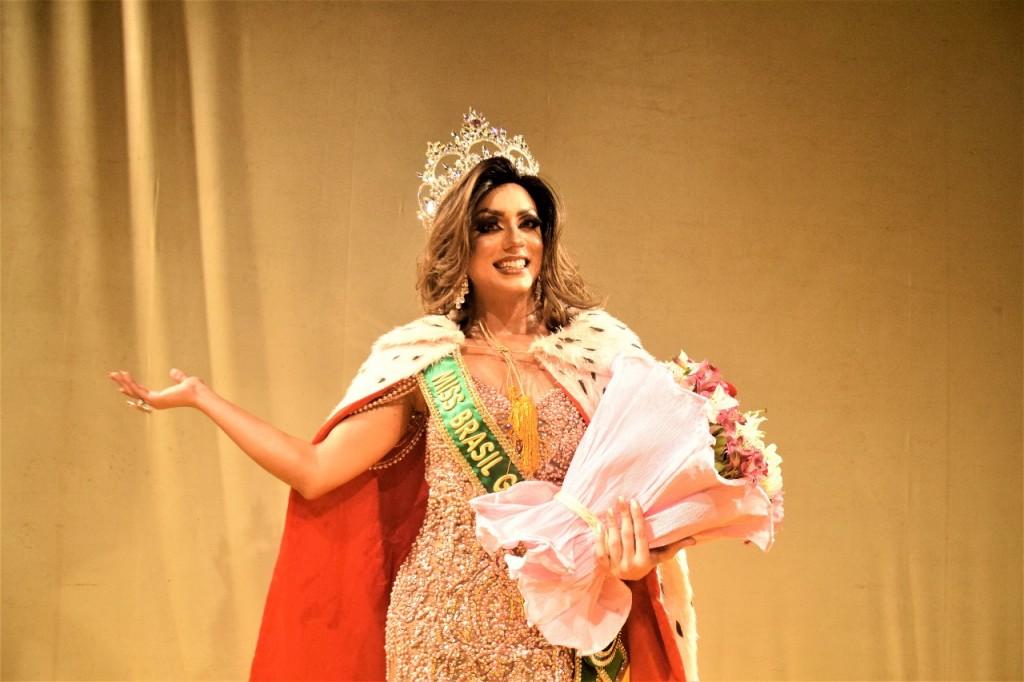 Muito sucesso para a nossa Miss Brasil! Foto: Genilson Coutinho