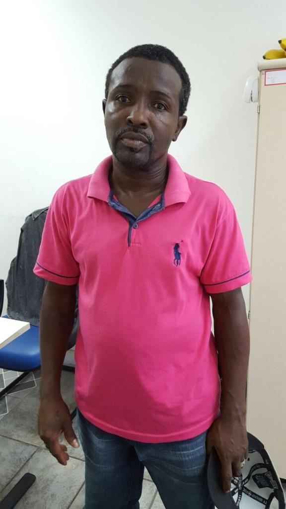 Ivanildo foi preso no DHPP